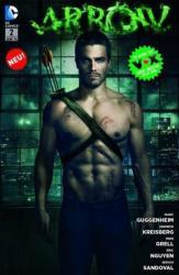 Arrow - Comic zur TV-Serie bei Vox. Bd. 2 - Marc Guggenheim, Andrew Kreisberg (2013)