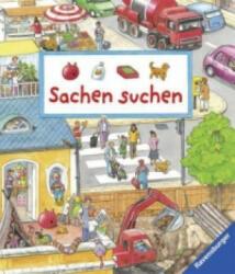 Sachen suchen - Susanne Gernhäuser, Anne Suess, Marion Kreimeyer-Visse, Anne Suess (2014)