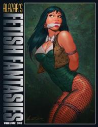 Alazar's Fetish Fantasies (ISBN: 9780865622012)