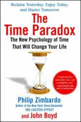 Time Paradox - Philip G. Zimbardo (ISBN: 9781416541998)