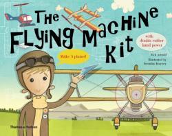 Flying Machine Kit - Nick Arnold (2014)