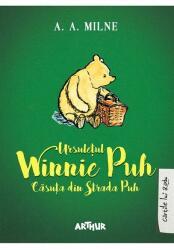 Căsuţa din strada Puh. Ursuleţul Winnie Puh (ISBN: 9786068044651)