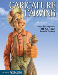 Caricature Carving (ISBN: 9781565234741)
