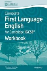 Complete First Language English for Cambridge IGCSE Workbook (2013)