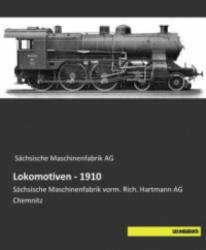 Lokomotiven - 1910 - ächsische Maschinenfabrik AG (2014)