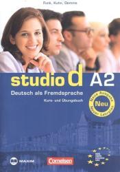 Studio d a2 kurs- und übungsbuch (2014)