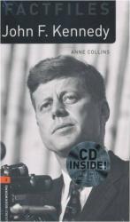 JOHN F. KENNEDY - OBW FACTFILE 2 + CD (ISBN: 9780194236645)