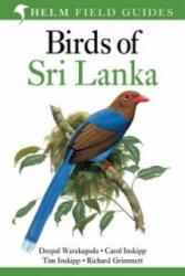 Birds of Sri Lanka (2012)