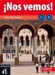 ! Nos vemos! A1-A2 - Libro del alumno + CD - E. M. Lloret (2011)