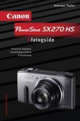 Canon PowerShot SX270 HS fotoguide - Andreas Thaler (2014)