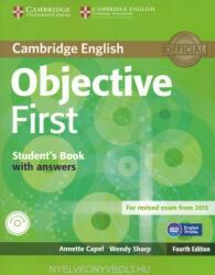 Objective - Annette Capel, Wendy Sharp (ISBN: 9781107628304)