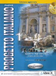 Nuovo Progetto Italiano 1 Quaderno degli esercizi con CD Audio (ISBN: 9789606931185)