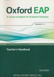 Oxford EAP: advanced/C1: Teacher's Book, DVD and Audio CD Pack (2014)