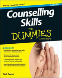 Counselling Skills For Dummies (2013)