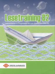 Lesetraining B2 - Agapi Virginia Spyratou (ISBN: 9783190016846)