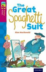 Oxford Reading Tree TreeTops Fiction: Level 10 More Pack A: The Great Spaghetti Suit (2014)