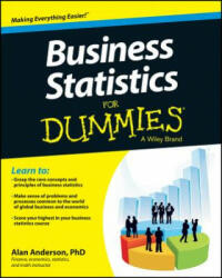 Business Statistics For Dummies (2013)
