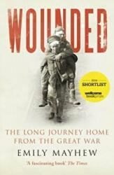 Wounded - The Long Journey Home from the Great War (2014)