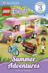 Summer Adventures - Catherine Saunders (2013)