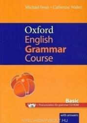 Oxford English Grammar Course Basic with Answers - Michael Swan, Catherine Walter (ISBN: 9780194420778)