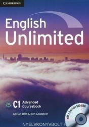 English Unlimited Advanced Coursebook with E-Portfolio (ISBN: 9780521144452)
