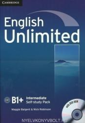 English Unlimited Intermediate Self-Study Pack (ISBN: 9780521151825)