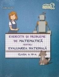 Exerciții și probleme de matematică Clasa a IV-a (2014)
