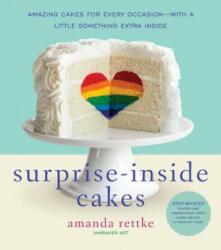 Surprise-inside Cakes - Amanda Rettke (2014)