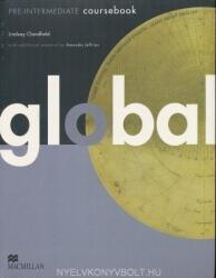 Global Pre Intermediate Student's Book Pack - Lindsay Clandfield (ISBN: 9780230033122)