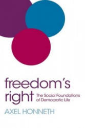 Freedom's Right - Axel Honneth (2013)