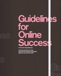 Guidelines for Online Success (ISBN: 9783822823675)