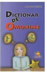 Dicționar de omonime (2014)