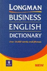 Longman Business English Dictionary Cased, New Edition - Addison Wesley Longman (ISBN: 9780582306073)