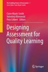Assessment for Learning Improvement and Accountability (2014)