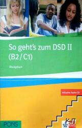 So geht's zum DSD II B2/C1 Übungsbuch + CD (0000)