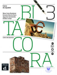 Bitácora 3 Libro del alumno + CD Audio (0000)