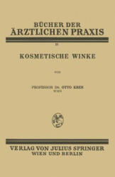 Kosmetische Winke - Otto Kren (ISBN: 9783709131831)