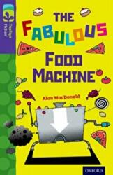 Oxford Reading Tree TreeTops Fiction: Level 11 More Pack B: The Fabulous Food Machine (2014)