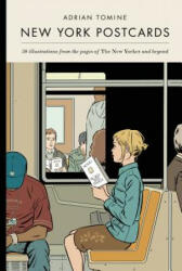 New York Postcards: 30 Illustrations from the Pages of the New Yorker and Beyond (2014)