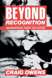 Beyond Recognition - Representation, Power and Culture (1994)