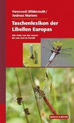 Taschenlexikon der Libellen Europas - Hansruedi Wildermuth, Andreas Martens (2014)