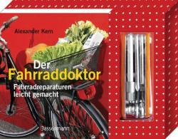 Der Fahrraddoktor-Set - Mit 8-teiligem Multitool (2014)