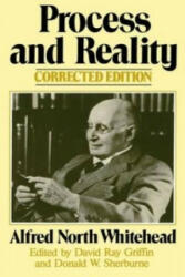 Process and Reality - Alfred Whitehead (ISBN: 9780029345702)