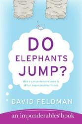 Do Elephants Jump? (ISBN: 9780060539146)