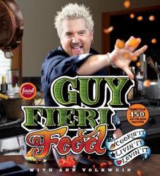 Guy Fieri Food (ISBN: 9780061894558)