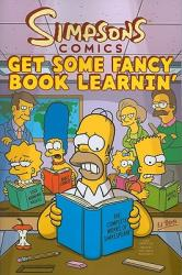 Simpsons Comics Get Some Fancy Book Learnin' (ISBN: 9780061957871)