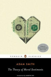 Theory of Moral Sentiments - Adam Smith (ISBN: 9780143105923)