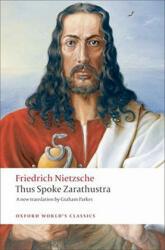 Thus Spoke Zarathustra - NIETZSCHE, Fr (ISBN: 9780199537099)