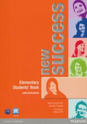 New Success Elementary Students' Book with Active Book (ISBN: 9781408271506)