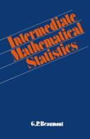 Intermediate Mathematical Statistics (1980)